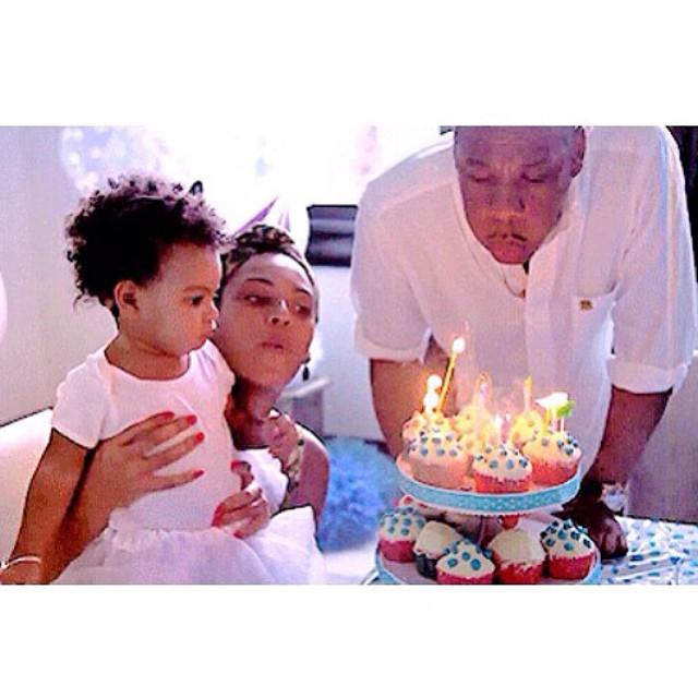Blue Ivy Carter : la fille de Beyonc� et Jay Z f�te d�j� ses 3 ans !