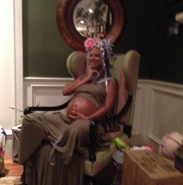 Photos : Bobby Brown : arrivée imminente de son 6ème enfant !