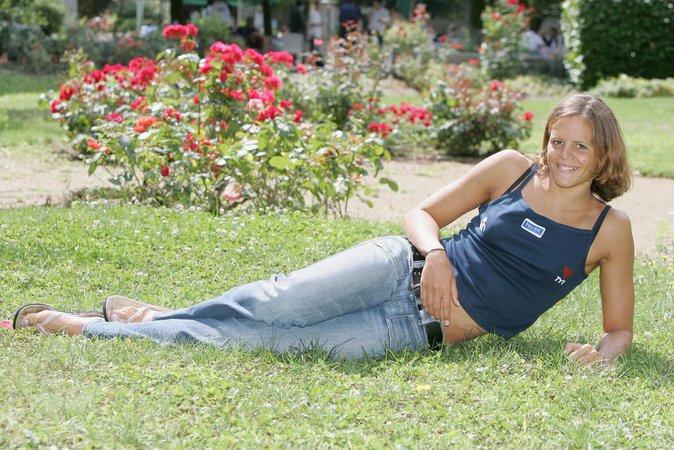 Laure Manaudou a 30 ans, ce 9 octobre 2016