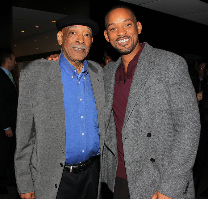 Will Smith et son père