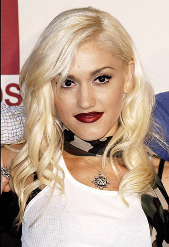 Gwen Stefani en 2002