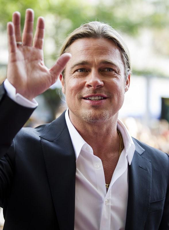 Brad Pitt à Toronto. L'acteur fait-il toujours autant rêver ?