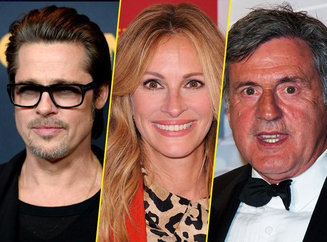 Brad Pitt, Julia Roberts, Daniel Auteuil... Ces acteurs qui ont refus� des r�les cultes !