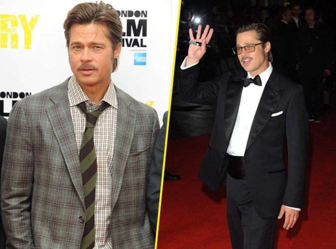 """Photos : Brad Pitt : """"Pour Angelina et moi, la France, c'est un refuge"""" !"""