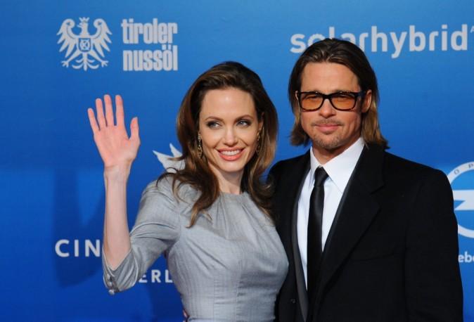 Angelina récompensée, Brad honoré !