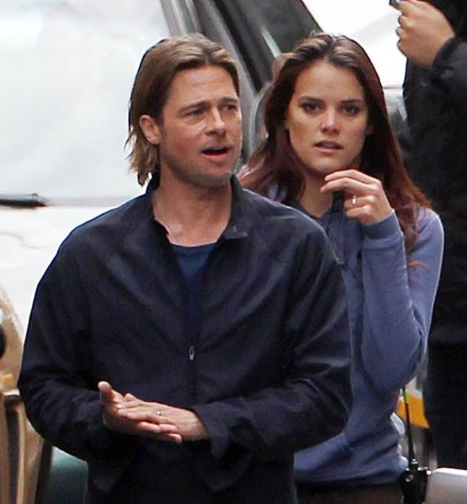 La brunette aurait-elle l'attrait de la jeunesse aux yeux de Brad Pitt ?