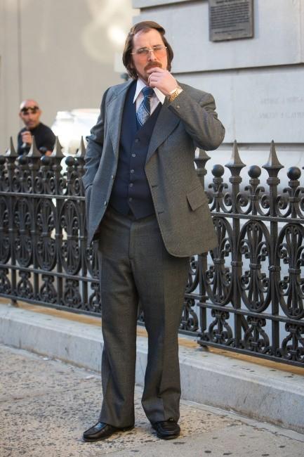 Christian Bale, New York, 17 mai 2013.