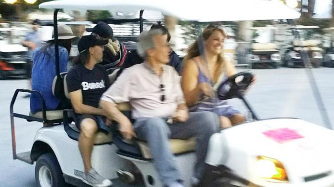 Bradley Cooper, Suki Waterhouse et Clint Eastwood le 11 avril 2015