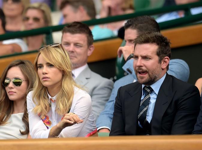 Photos : Bradley Cooper et Suki Waterhouse : un couple qui vend du rêve à Wimbledon !