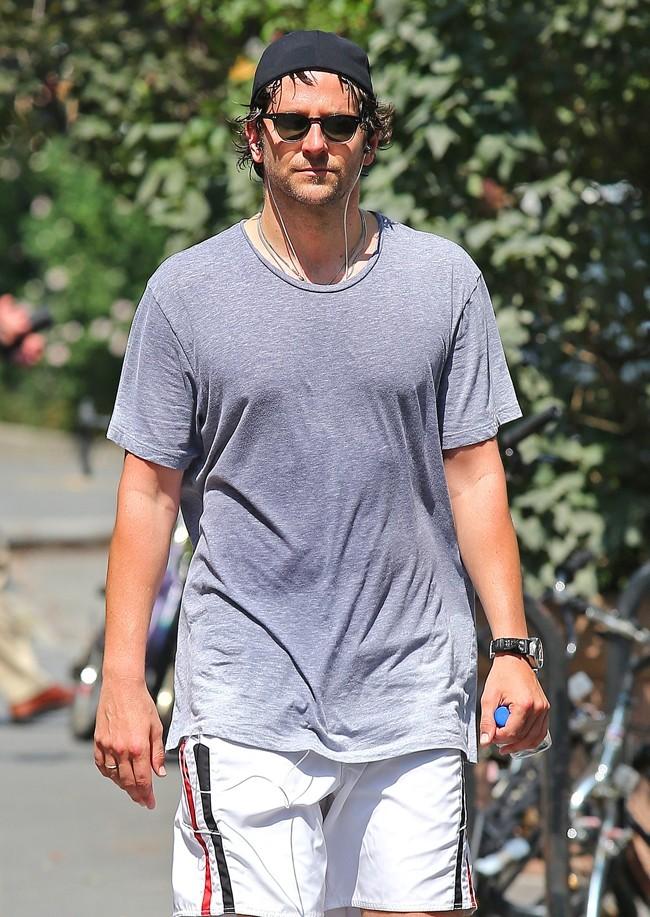 Bradley Cooper, New York, 23 aout 2012.