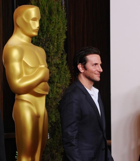 Bradley Cooper le 4 février 2013 à Los Angeles