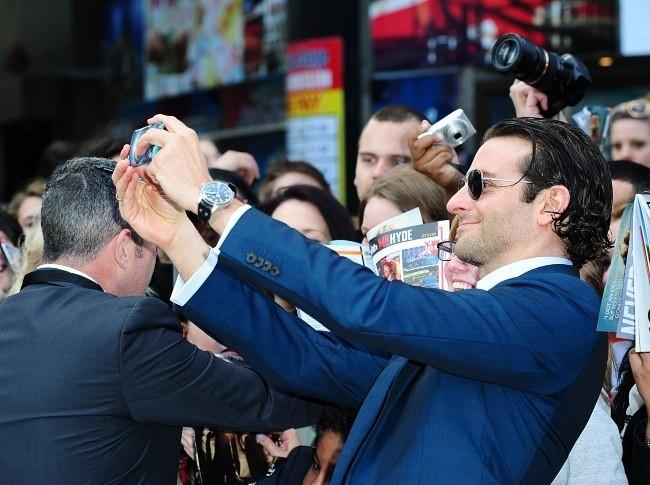 Bradley Cooper et ses fans