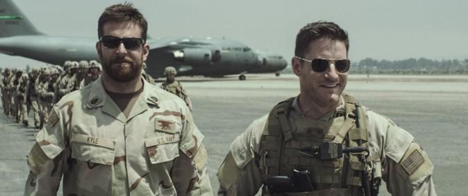 Bradley Cooper, alias Chris Kyle, dans American Sniper