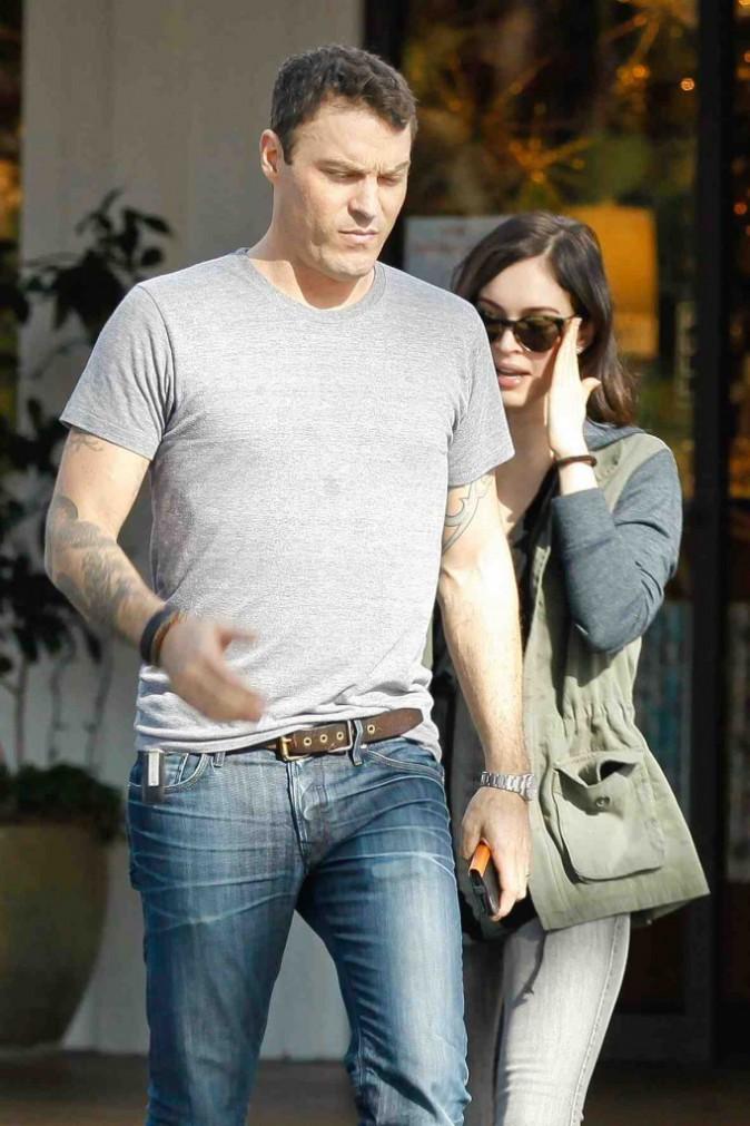 Brian Austin Green et Megan Fox : victimes d'un accident de voiture, ils sont encore sous le choc !