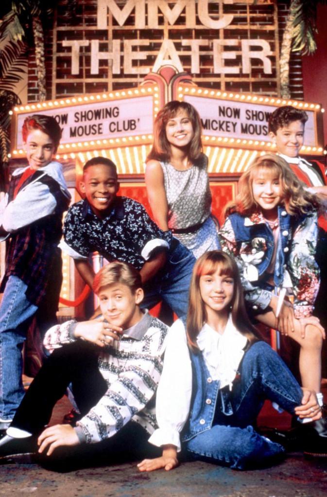 1991 : Les années Mickey!
