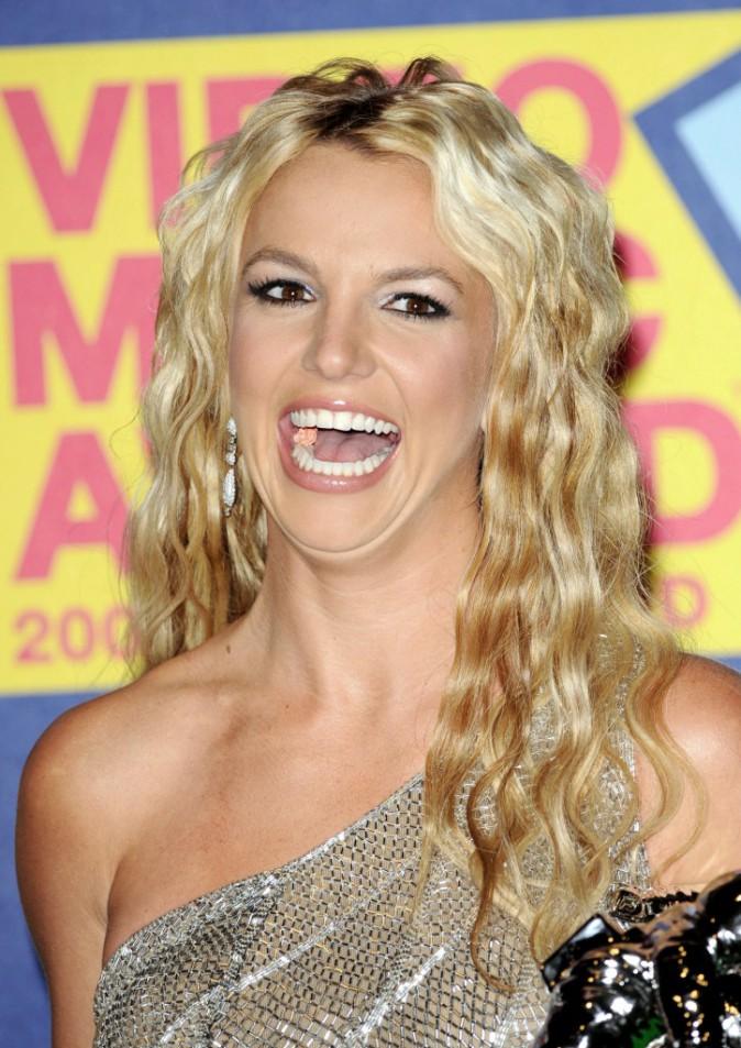 Britney Spears en 2008