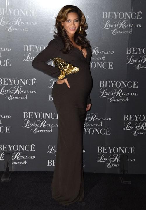 Beyoncé maman depuis le 7 janvier !