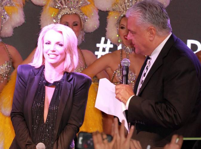 Britney Spears : en plus d'être à nouveau in love, elle règne sur Vegas !