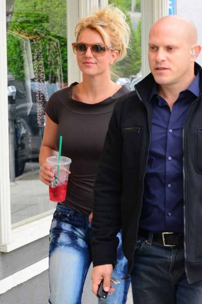 Britney Spears le 15 novembre 2012 à Los Angeles