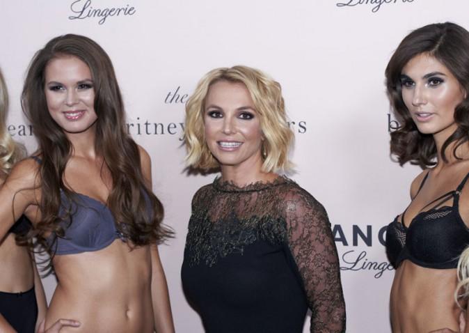 Britney Spears au Danemark le 25 septembre 2014