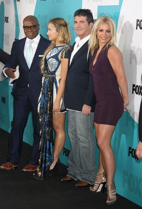 La conférence de presse X Factor hier à New-York !