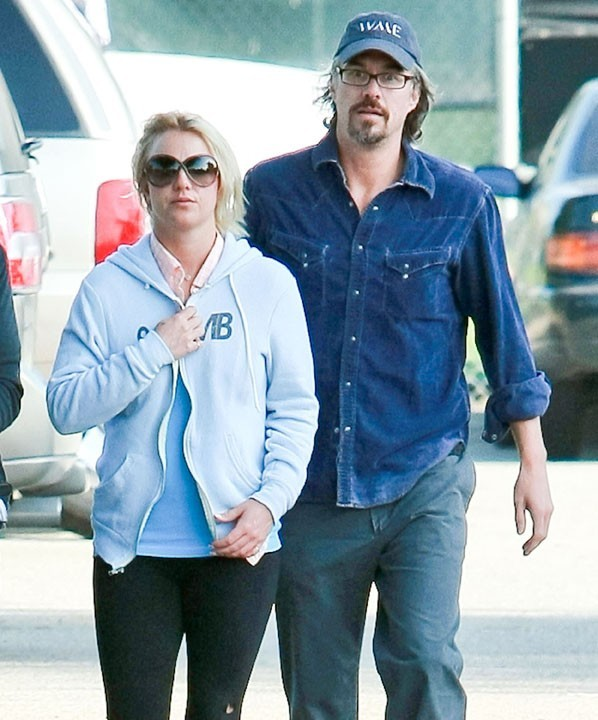 Britney vit enfin une love story stable !