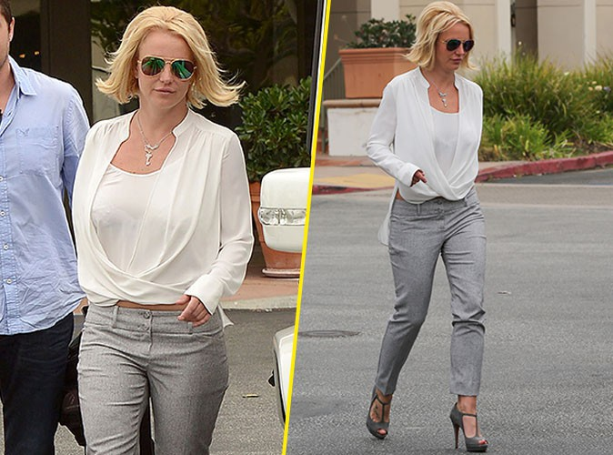 Britney Spears le 13 juin 2015