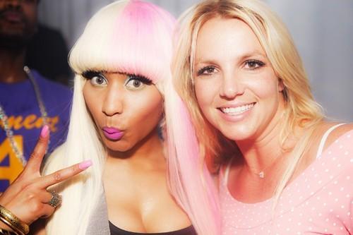 Nicki et Britney, les deux nouvelles best friends !