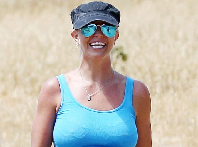 Britney Spears : maxi-sourires pour une nouvelle séance de transpiration intense !