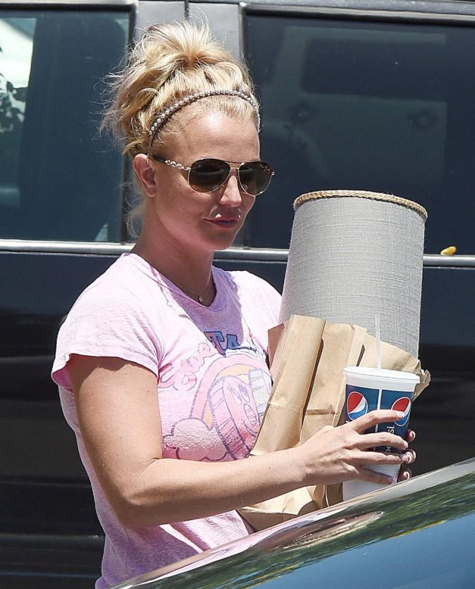 Photos : Britney Spears : Pas une seule rechute en sept ans !
