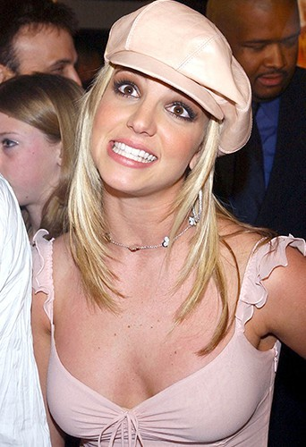 Britney en 2002 !