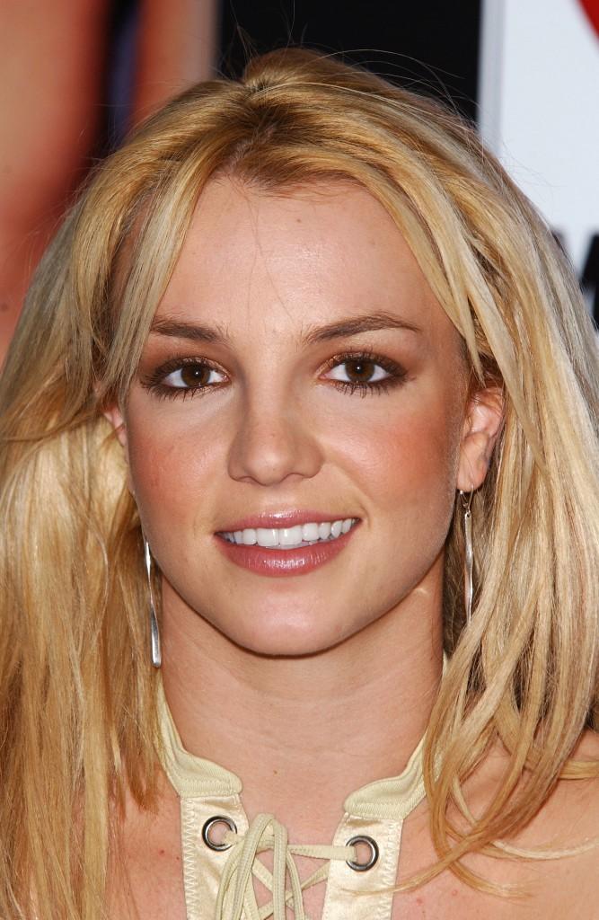Britney en 2003 !