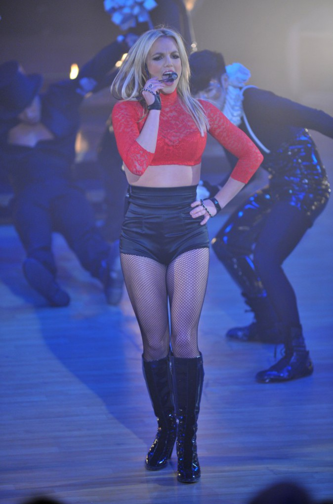 Britney en 2008 !