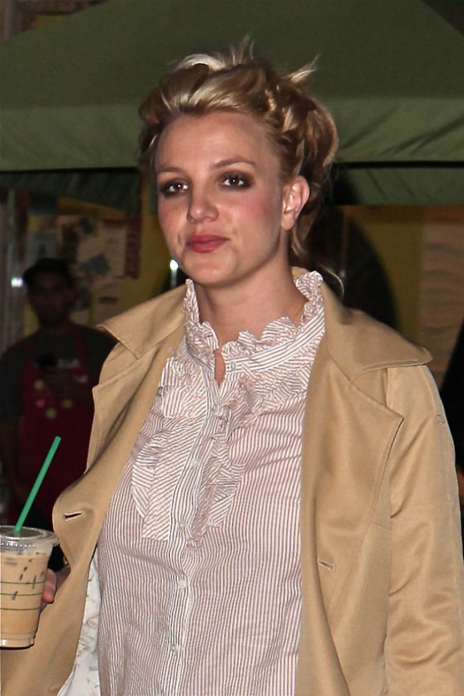 Britney en 2010 !