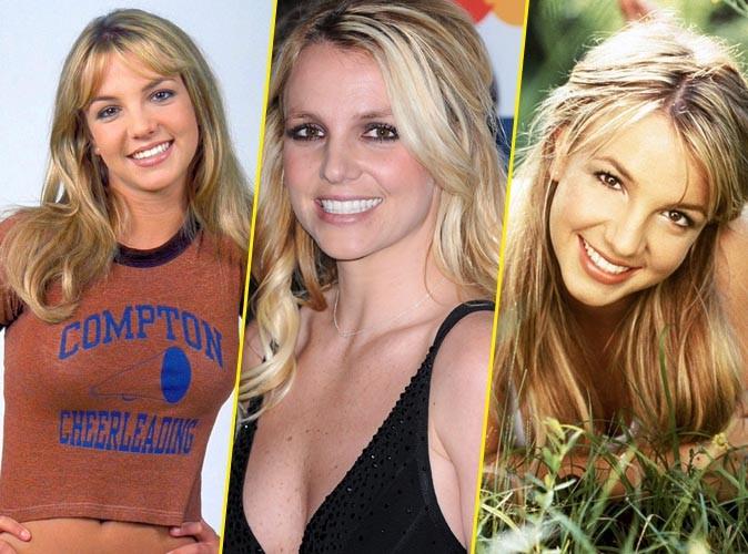 Britney Spears avant et après chirurgie esthétique