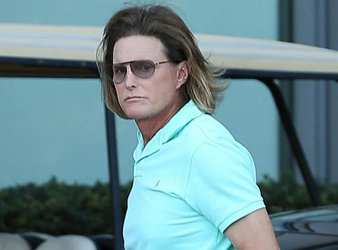 Photos : Bruce Jenner : opéré de la pomme d'Adam, le papa de Kylie et Kendall amorce doucement mais sûrement son changement de sexe !