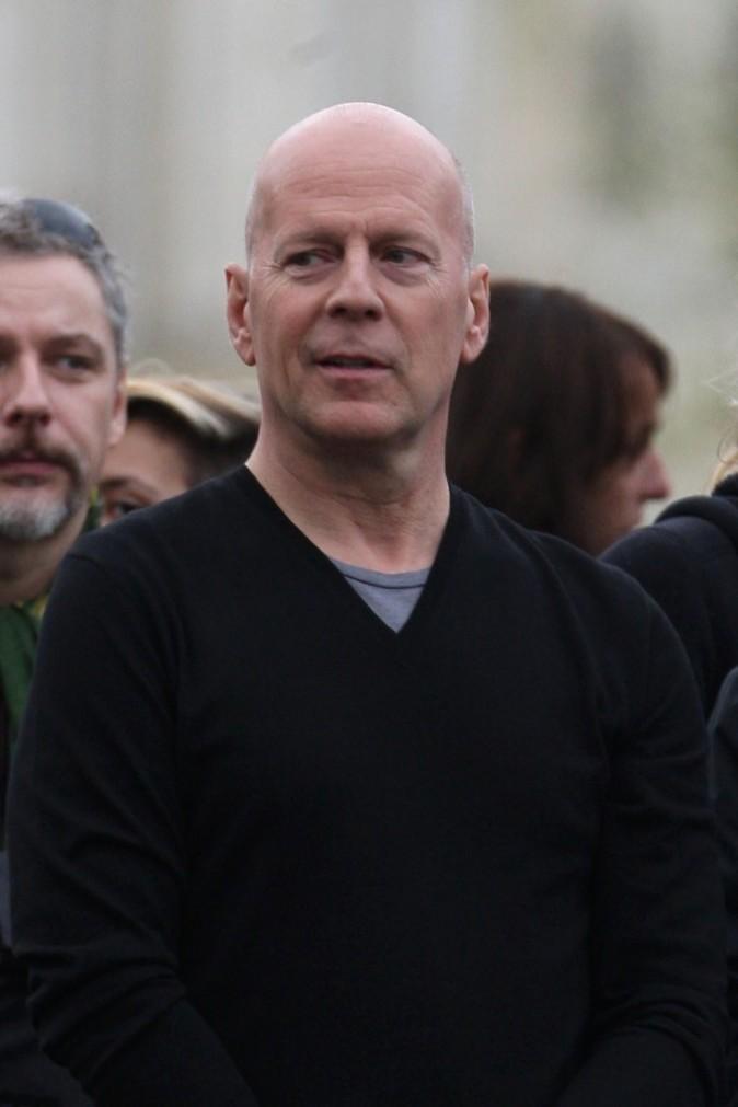 Bruce Willis, en chair et en os