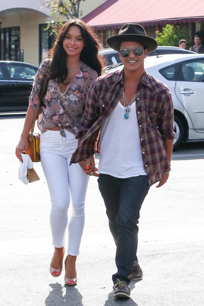 Bruno mars dating