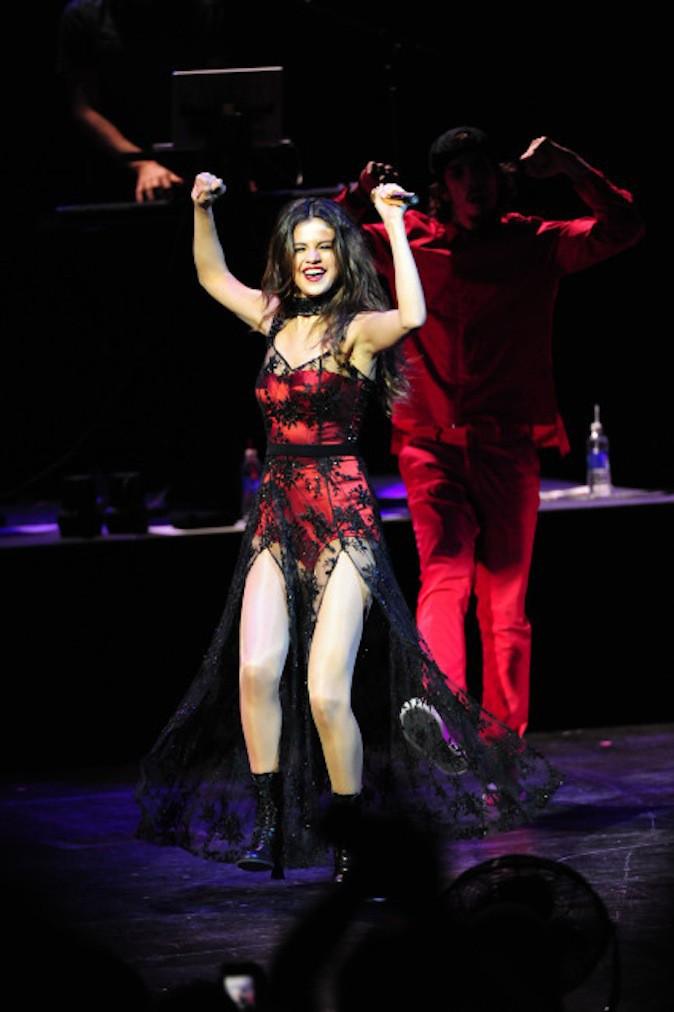 Selena Gomez a déjà été victime d'un burn-out !