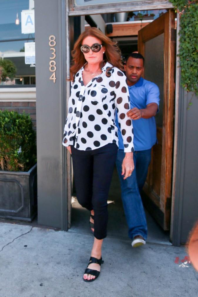 Caitlyn Jenner le 29 juillet 2015