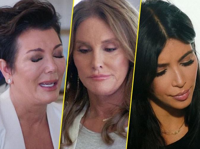 Kim Kardashian, Kris et Caitlyn Jenner