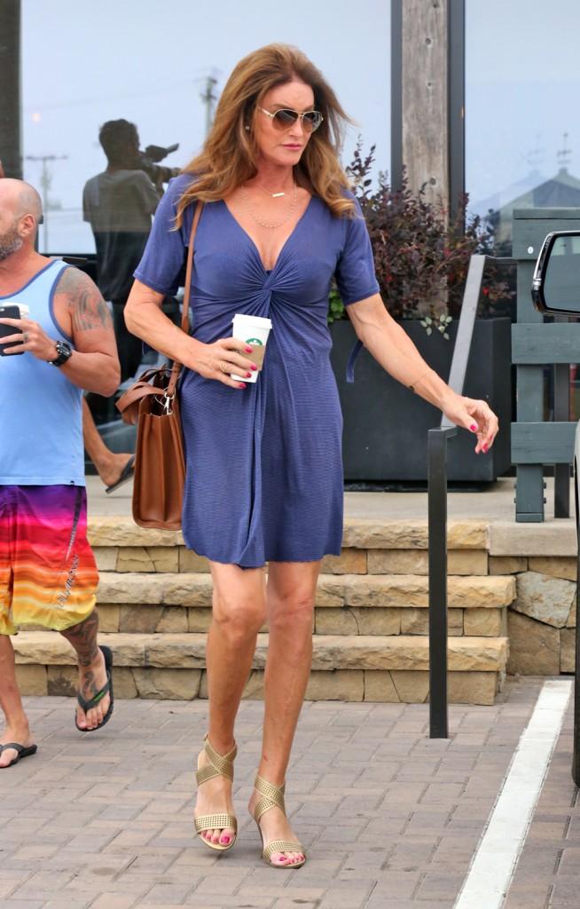 Photos : Caitlyn Jenner : gros décolleté et bonne nouvelle !