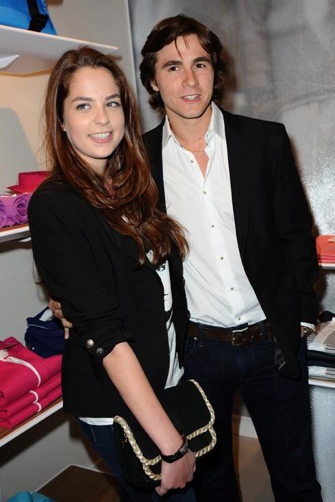Anoushka Delon et son petit ami Julien étaient de la fête !
