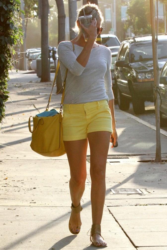Cameron Diaz, Los Angeles, 8 aout 2012