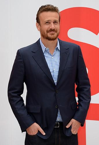 Jason Segel à Paris le 4 septembre 2014