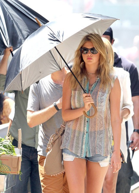 Kate Upton le 24 juin 2013 à New York
