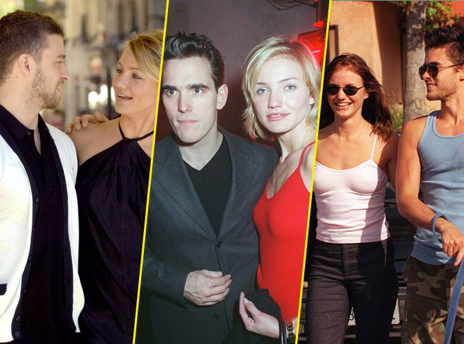 Photos : Cameron Diaz : Justin Timberlake, Matt Dillon, Jared Leto, Benji Madden : retour sur ses love stories !