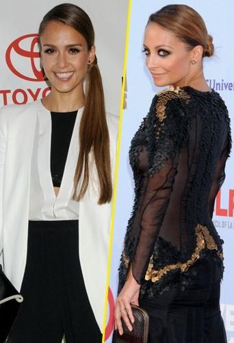 Photos : Jessica Alba et Nicole Richie sont amies