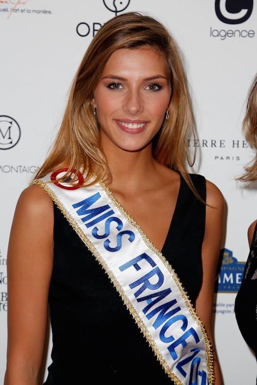Photos : Camille Cerf : Miss France 2015 entre dans la cour des grands… !