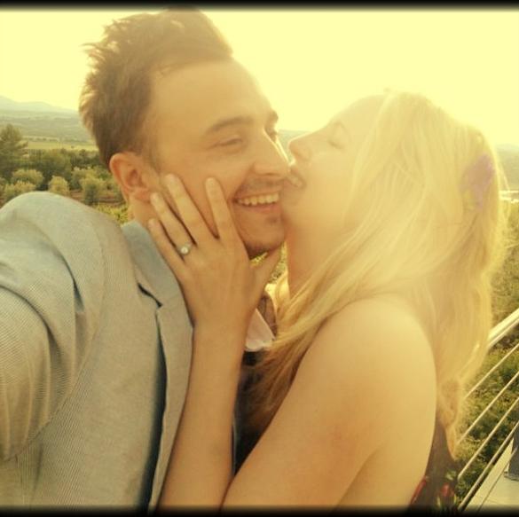 Candice Accola s'est fiancée !